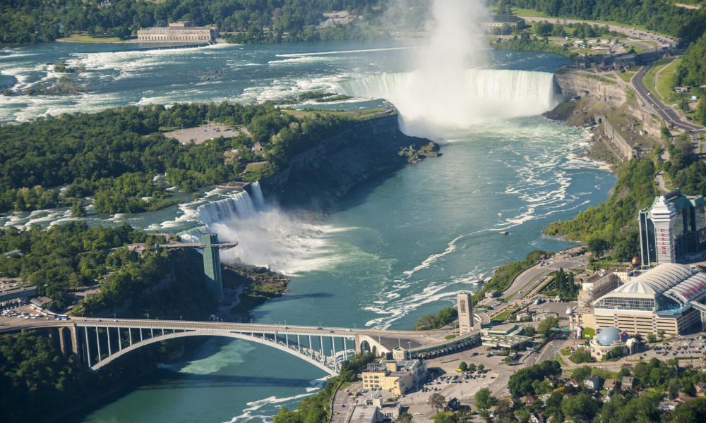 Great places to run in Niagara