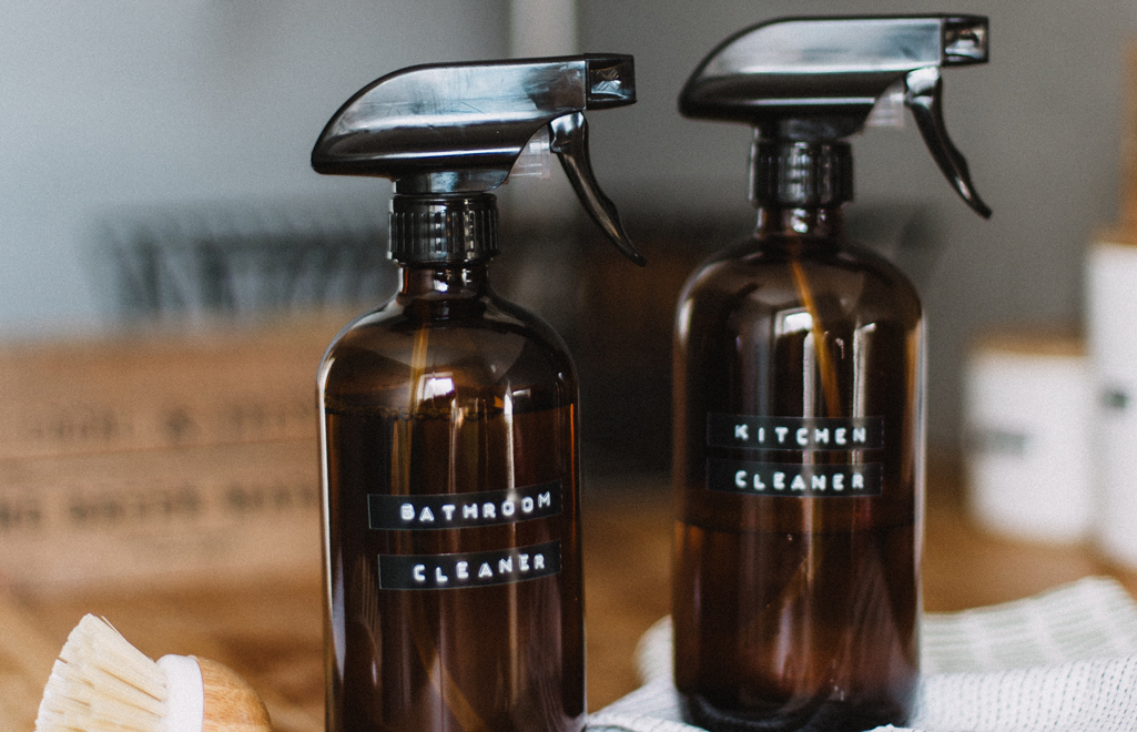 DIY Eco-Friendly Cleaners