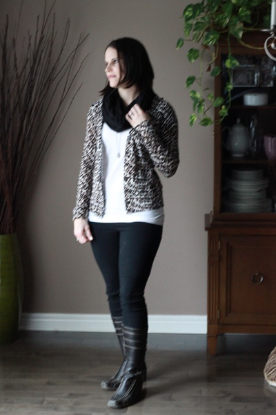 20 Day Sustainable Fashion Challenge Restyle1