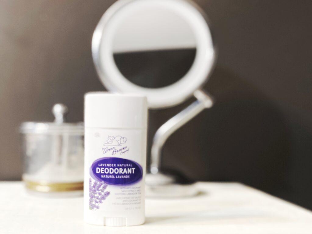 The Green Beaver Lavender Natural Deodorant Review