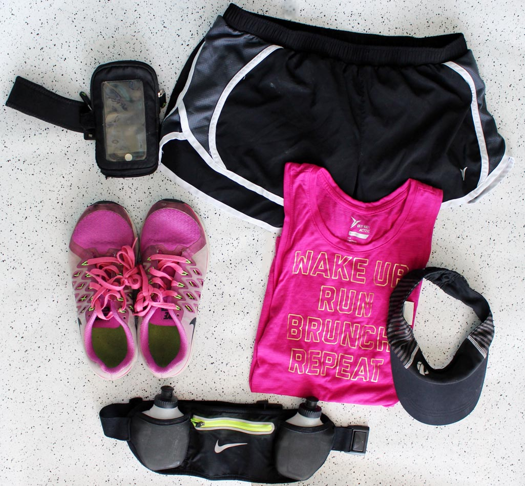 What to wear running in the summer