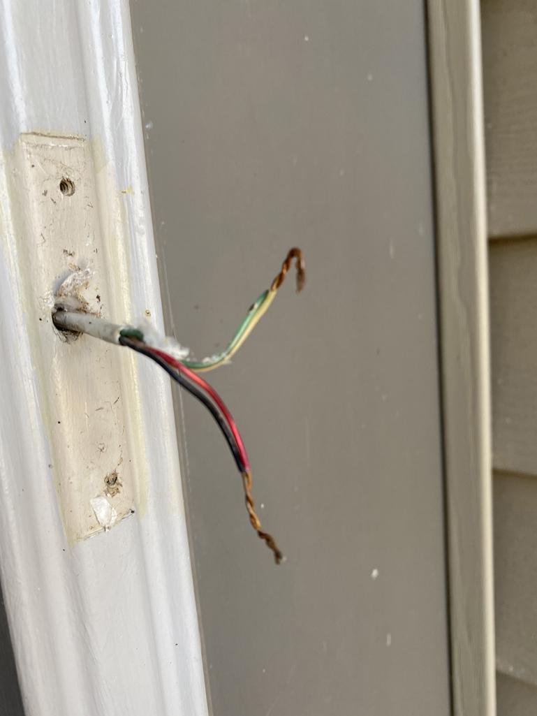How to fix a door bell