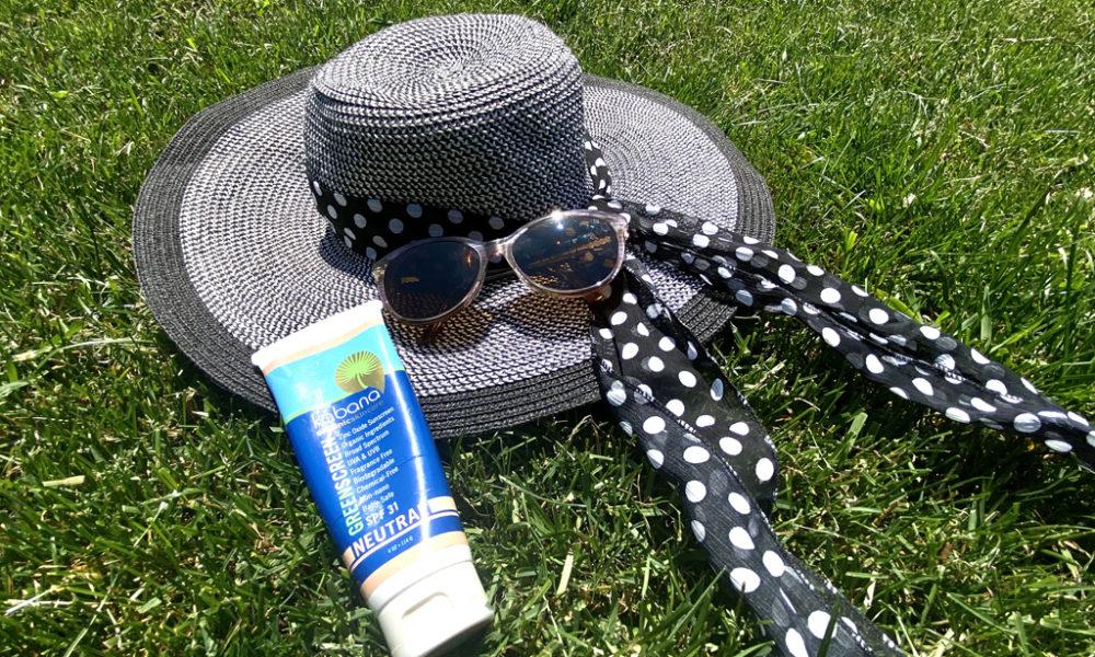 Review of GreenScreen Organic Sunscreen