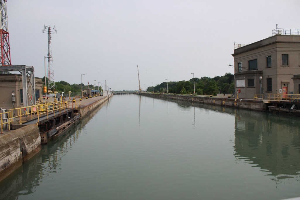 Image of the Welland Canal