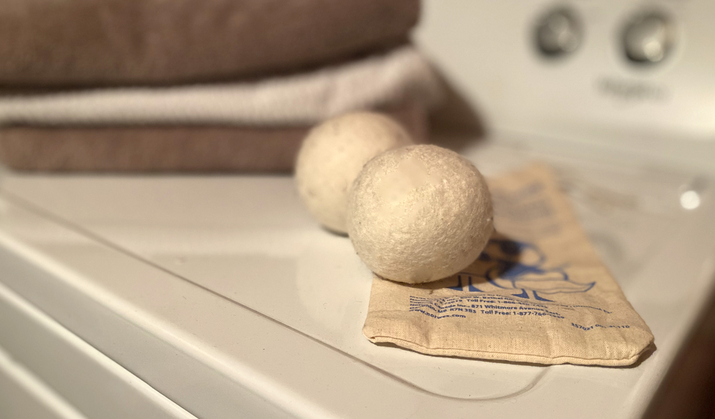 Image of Norwex Fluff and Tumble Dryer Balls