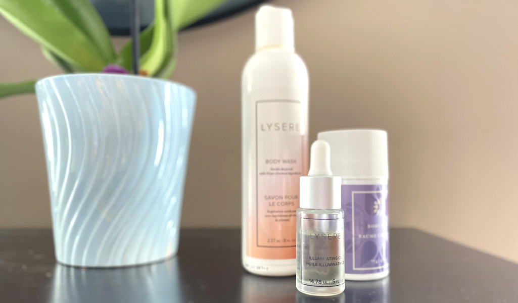 Image of Norwex's line of Beauty products
