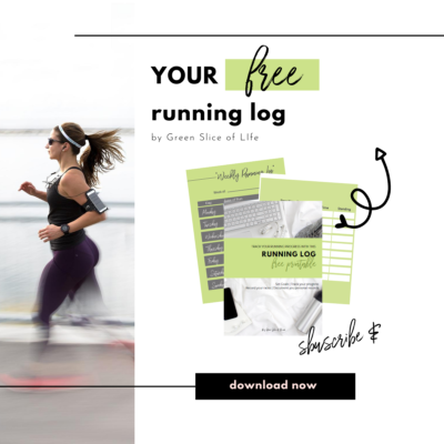 Free Downloadable Printable Running Log