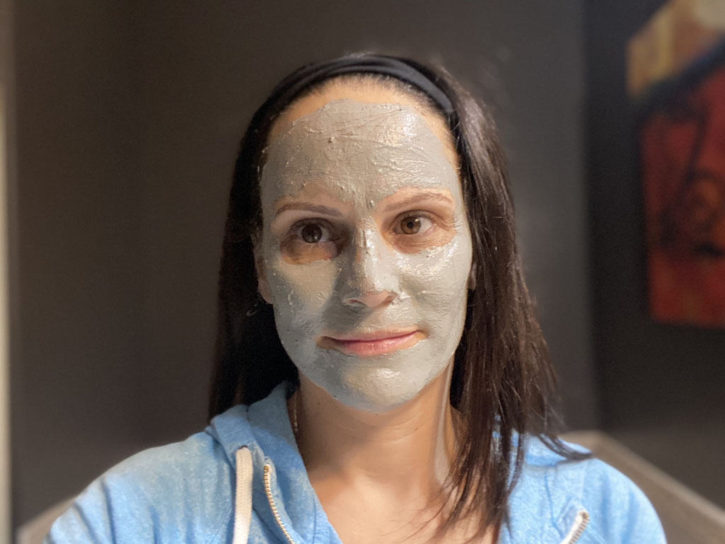 Charcoal & Coconut Clay Mask