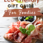 Image for Gift Guide For Foodies showing italian meet and olives
