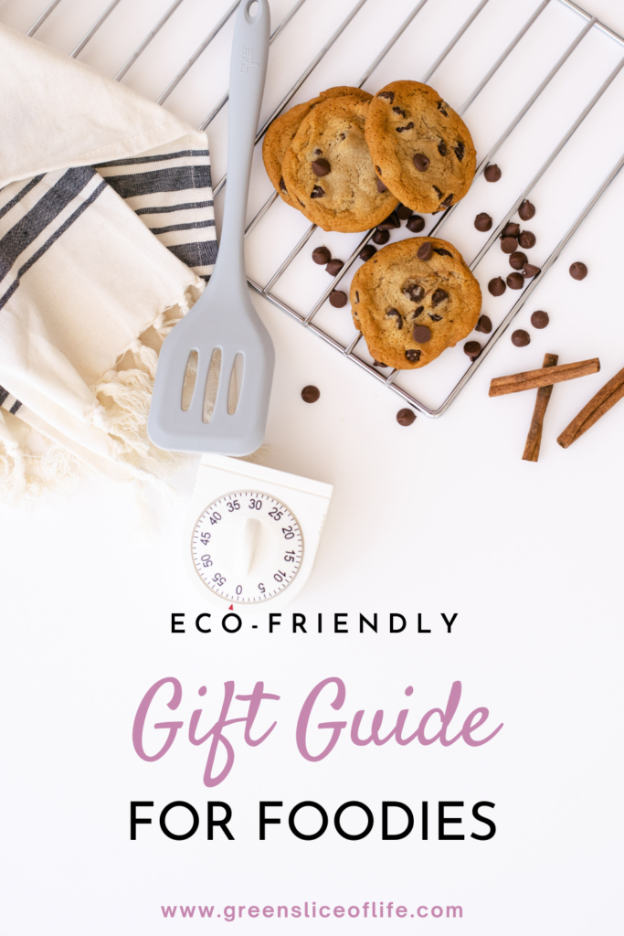 Pinterest image for Gift Guide For Foodies